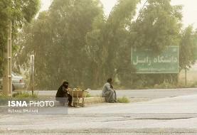 بازگشت گرمای ۵۰درجهای به خوزستان و گرد و غبار به زابل