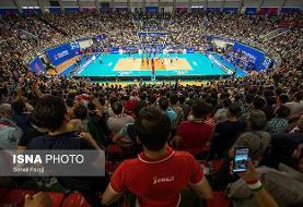 از جو اردبیل شگفتزده شدیم! حیرت سرمربی تیم ملی والیبال استرالیا