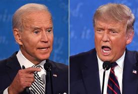 ترامپ میخواهد برای تشویق ایران به مذاکره با وی، رفع تحریمهای ایران در صورت پیروزی جو بایدن را دشوار کند
