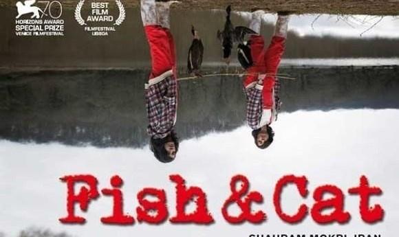 ماهی و گربه فیلمی از شهرام مکری در اولین فستیوال فیلم های ایرانی شید - دالاس ۲۰۱۶