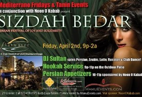 Mediterrano Fridays presents Sizdah Bedar Persian Party