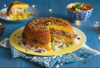 An Out-of-this-world Delicious, Colorful, Healthy Iranian Crunchy ...