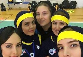 دختر ناصر حجازی سرپرست تیم ملی فوتسال بانوان شد