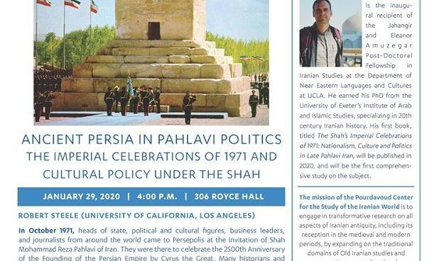 Robert Steele: Ancient Persia in Pahlavi Politics