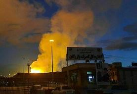 Iran Turkey gas pipeline exploded; Iran exports stopped