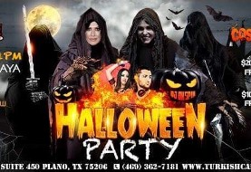 ۶th Annual Halloween Party!