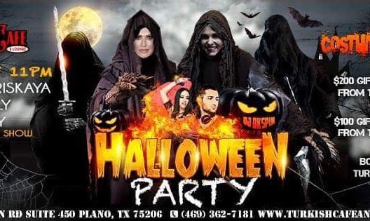 6th Annual Halloween Party!