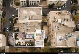 پشت بام فروشی ۲۰ میلیون تومان! رواج پدیده خانههای هوایی