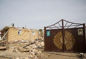تصاویر سرپل ذهاب، صد روز پس از زلزله