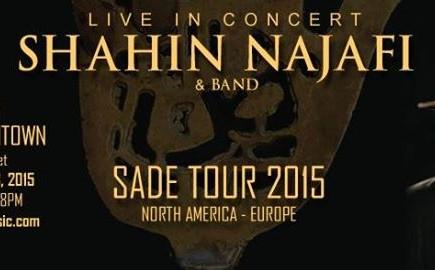Shahin Najafi Concert at Houston - Houston, TX - Kodoom