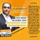 Dr. Iranbomy, Elections in Frankfurt