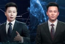 یک مجری با «هوش مصنوعی» به خبرگزاری شینهوا چین پیوست که شبیه انسان است! فیلم