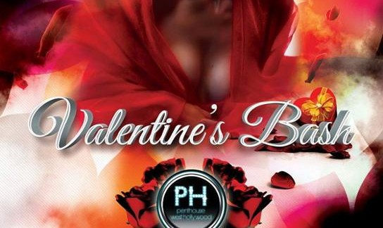 Valentine's Day Bash at Penthouse Nightclub