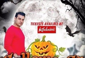 Persian Halloween Costume Party ۲۰۱۶