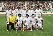 تماشای مسابقه فوتبال ایران و کره جنوبی در فرهنگسرای ایرانیان تگزاس
