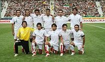Watching Iran's 2010 World Cup Qualifying Game versus United Arab Emirates