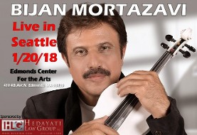 Bijan Mortazavi Live in Seattle