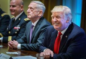 حمله وزیر دفاع سابق آمریکا در پی استفاده از نظامیان برای سرکوب تظاهرات مردم: ترامپ میخواهد بین ما شکاف بیاندازد و قانون اساسی را پایمال کند!