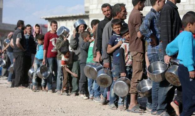 افزایش تعداد گرسنگان جهان برای سومین سال متوالی: در ایران ۴ میلیون نفر