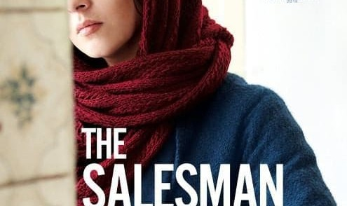 The Salesman (Farsi with German subs)