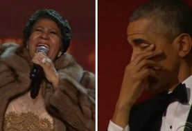 درگذشت استاد صدائی که گریه اوباما را در آورد: آریتا فرانکلین خواننده پرآوازه سبک سول  آمریکایی پس از سالها جدال با الکل، افسردگی و سرطان درگذشت