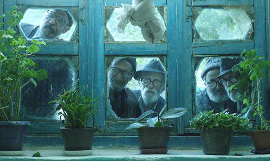 Old Men Never Die Screening of Iranian Film