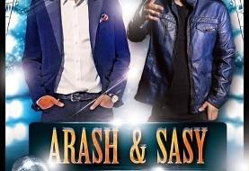 Arash and Sasy Mankan Concert