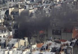 ۲۲ زخمی در آتشسوزیِ آپارتمانی در حومه پاریس