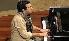اجرای پیانو و تصنیف توسط صهبا امینی کیا در سن فرانسیسکو