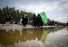 جمعآوری ۵۵ هزار تن زباله در کربلا بهکمک شهرداری تهران