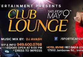 Club Lounge Night Party ۲۰۱۵