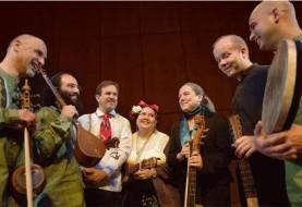 کنسرت موسیقی سنتی گروه Constantinople