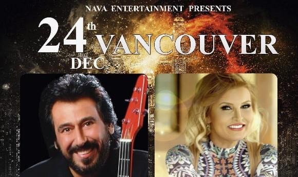 Shahram Shabpareh and Hengameh Live in Vancouver