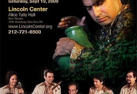 Mastan Ensemble and Homay in US Tour ۲۰۰۹