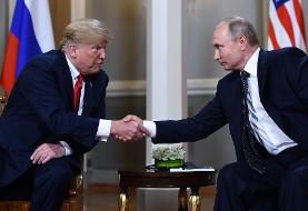 تصاویر ترامپ و پوتین در هلسینکی: توافق سر ایران، اوکراین و سوریه؟