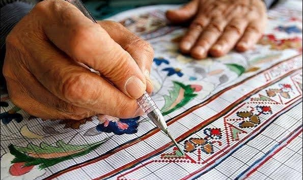 Leila Talei: Colouring As Pattern, Searching for Inspiration in Iranian Traditional Designs