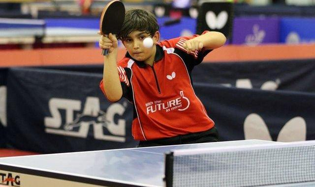 Iran's 12 Year Old Table Tennis Prodigy Shines Among ...