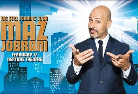 Maz Jobrani in Seattle: The I'm Still Touring Tour