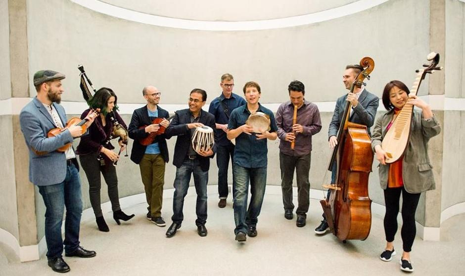 Silkroad Ensemble Heroes Take Their Stands with Kayhan Kalhor and Hamid Rahmanian