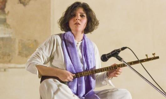 کنسرت سپيده رئيس السادات در جشنواره تیرگان