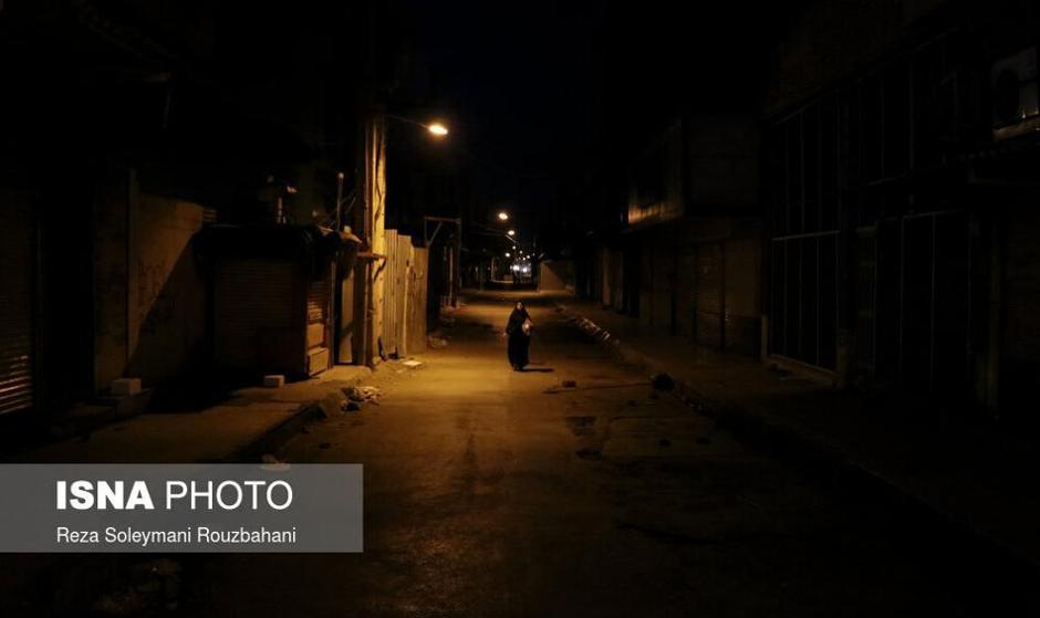 استان خوزستان در پی بحران کرونا تعطیل شد: بیمارستانهای نظامی هم به کمک بیماران کرونایی خوزستان میآیند