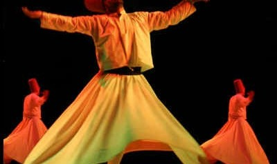 Dervish Dance Sacred Contemplative Rhythmic Movement