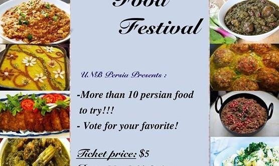Persian Food Festival