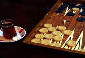 ۲nd Annual Backgammon Tournament