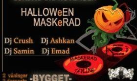 Club Crystal: Halloween Party