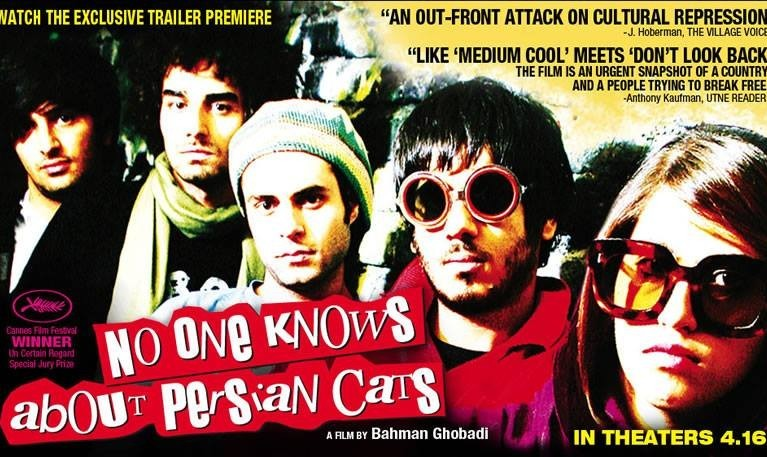 Film Screening: No One Knows About Persian Cats