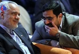 در پی تهدید احمدینژاد علیه قوه قضائیه و رهبری معاون اول وی پس از گذراندن سه سال از پنج سال زندان آزاد شد