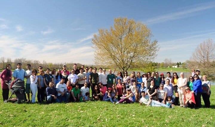 Sizdeh Bedar 2017 (Nature Day)