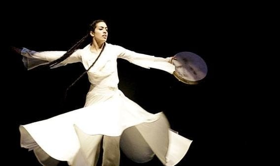 Sufi Dance by Rana Gorgani