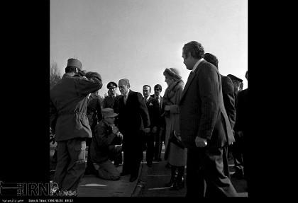 تصاویر آرشیوی: خروج شاه از ایران